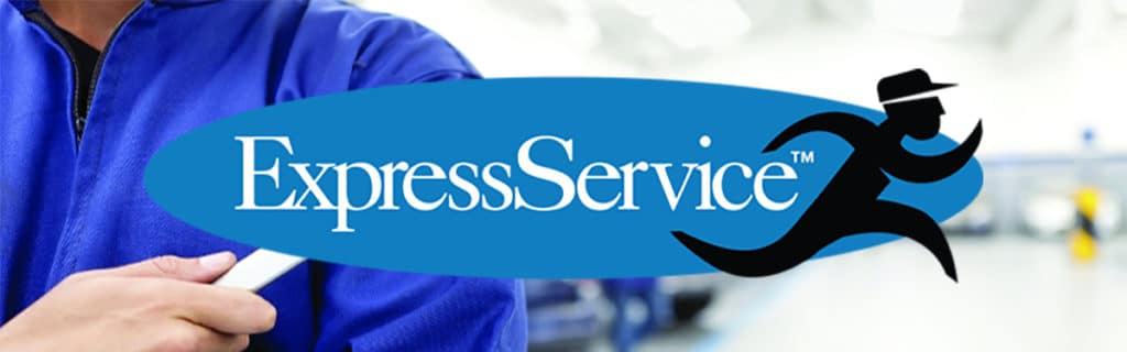 Express Service at Millennium Honda