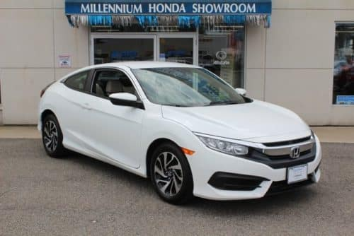 Preowned Honda Civic at Millennium Honda