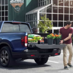 2020 Honda Ridgeline Pickup