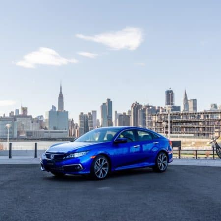 2020 Honda Civic in New York