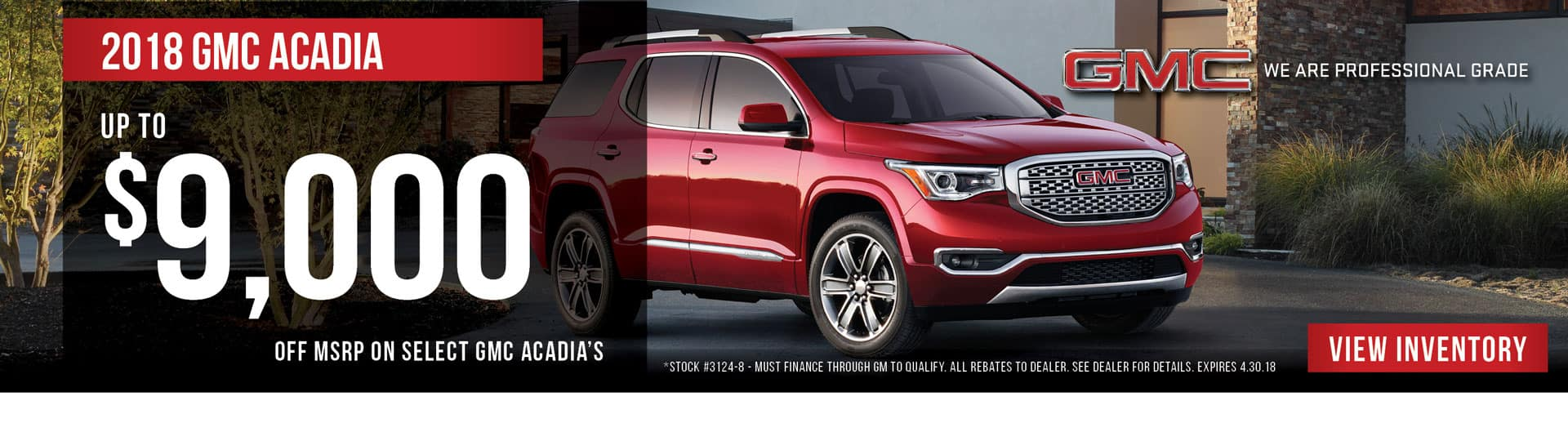 offers terrain search current global gmc suv specials in incentives wv special htm princeton