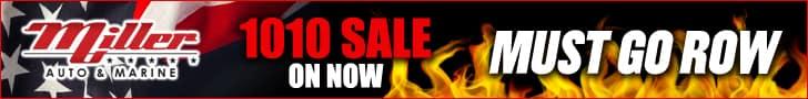 1010 Sale Must Go Row MillerAutoandMarine
