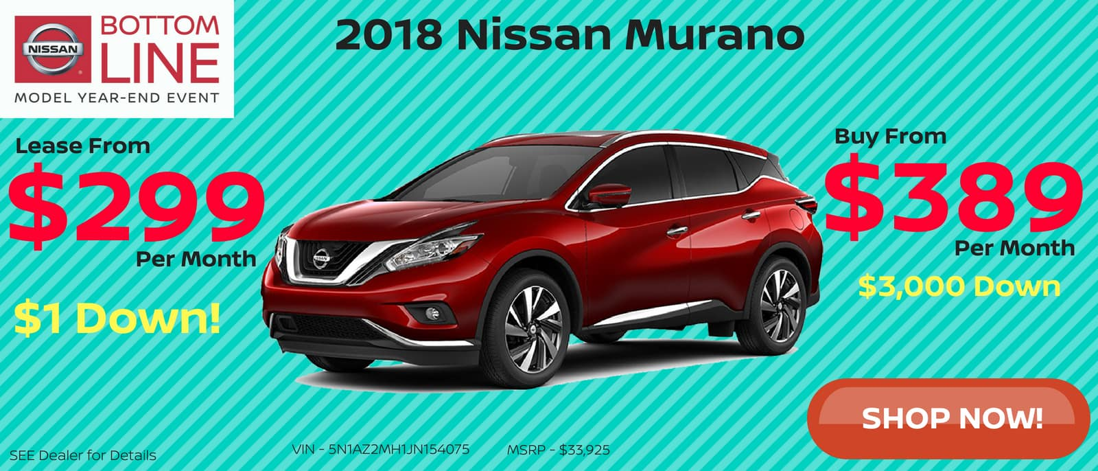 Murano for sale in st cloud