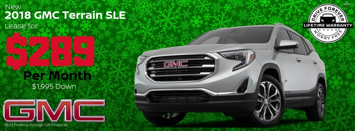 GMC Terrain Miller Auto and Marine Holiday Special