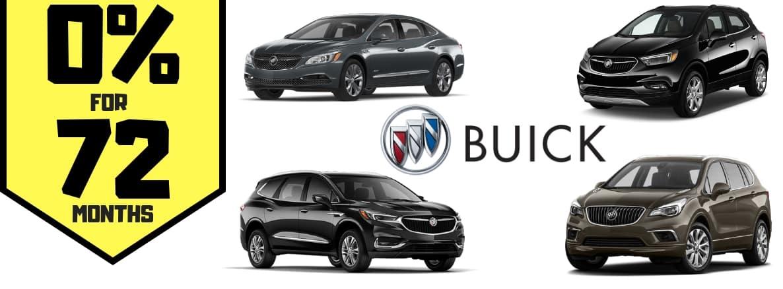 Buick Lineup