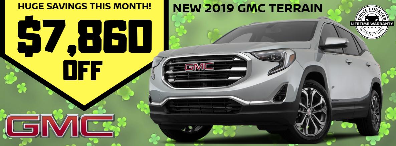 2019 GMC Terrain Special