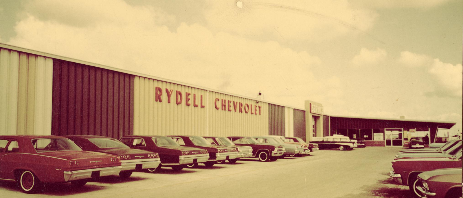 old dealership