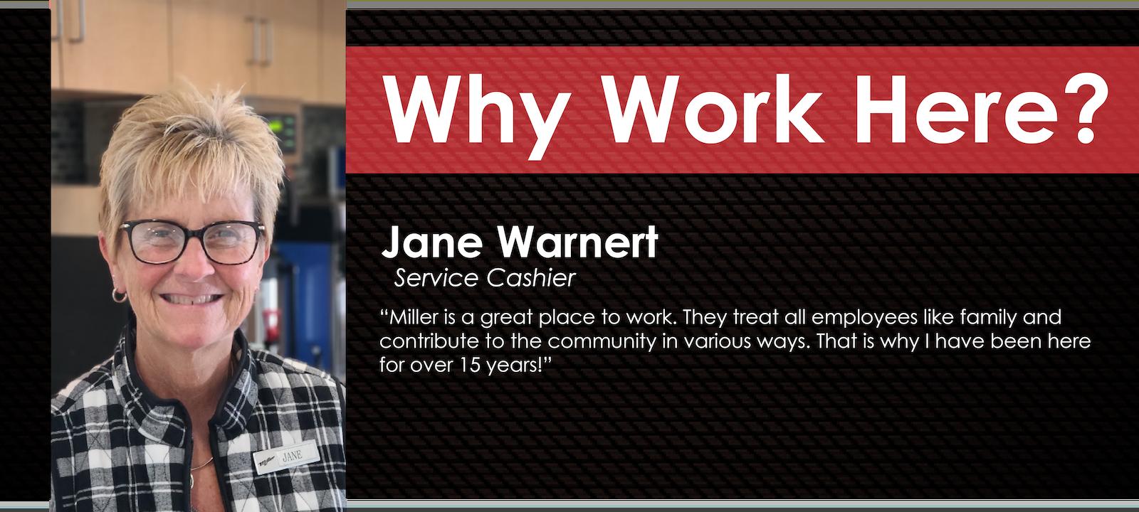 Jane Warnert