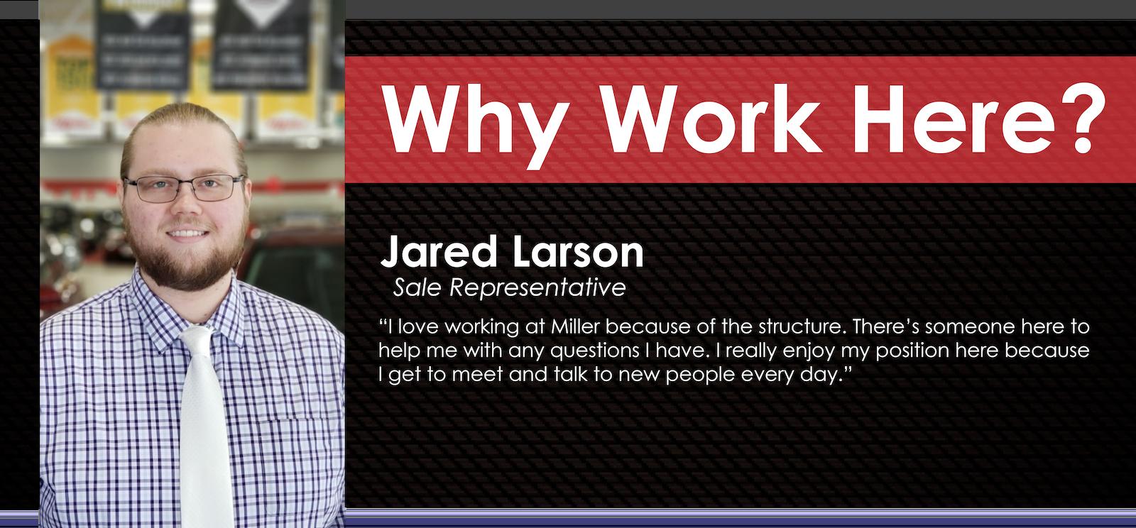 Jared Larson