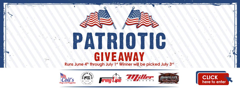 Patriot Giveaway