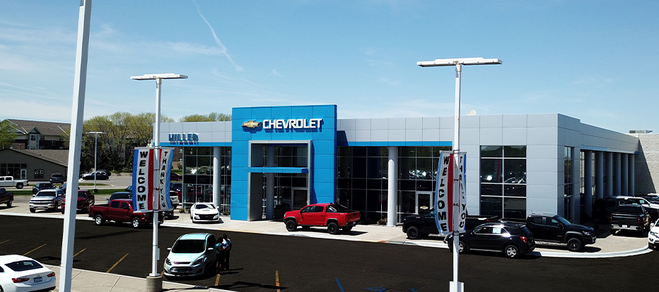 view of dealership