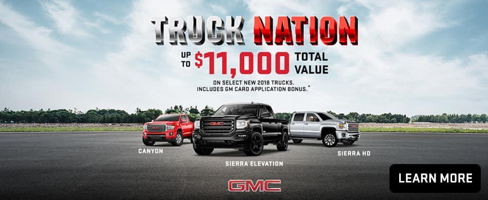 Truck Nation at Mills
