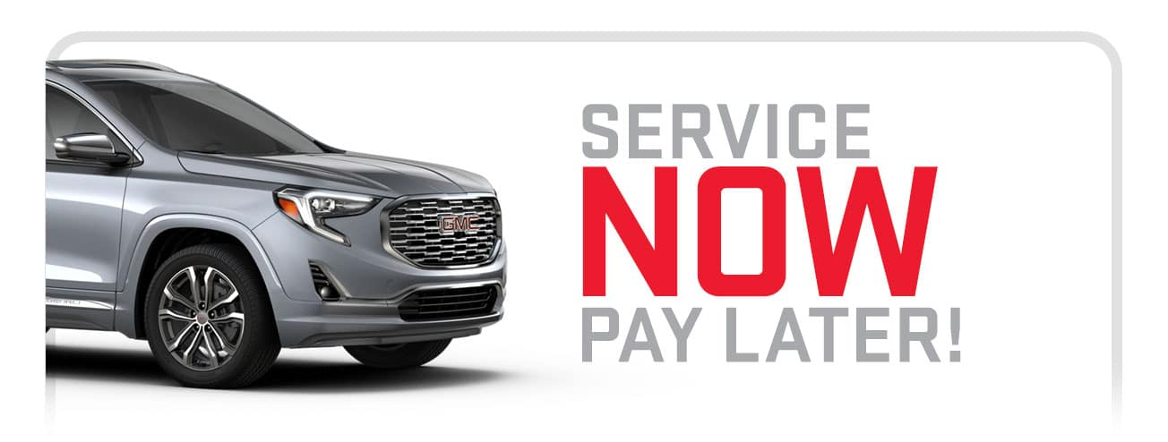 Service Now Pay Later Graphic