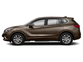 2019 Buick Envision - sideview