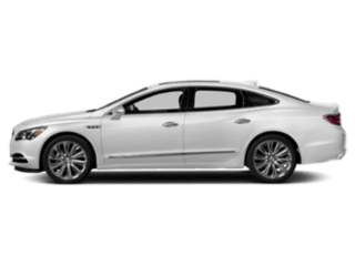 2019 Buick LaCrosse - sideview