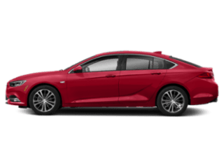 2019 Buick Regal GS sideview