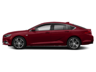 2019 Buick Regal avenir sideview