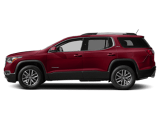 2019 GMC Acadia sideview