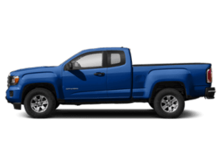 2020 GMC Canyon sideview