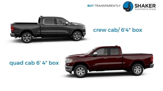 how the truck box size impacts the towing capacity