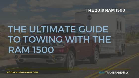 How Much Can A Ram 1500 Tow >> The Ultimate Guide To Towing Capacity With The Ram 1500 Modern