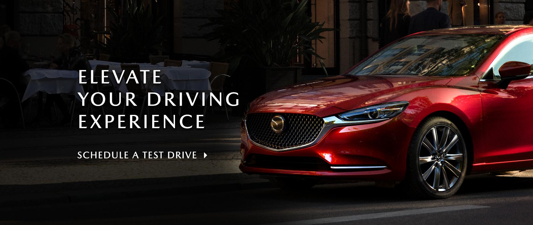 Mazda6 Brand Asse