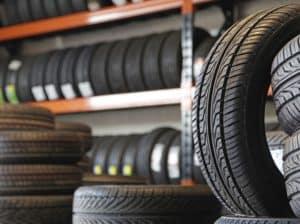 Buying Tires Modern Mazda