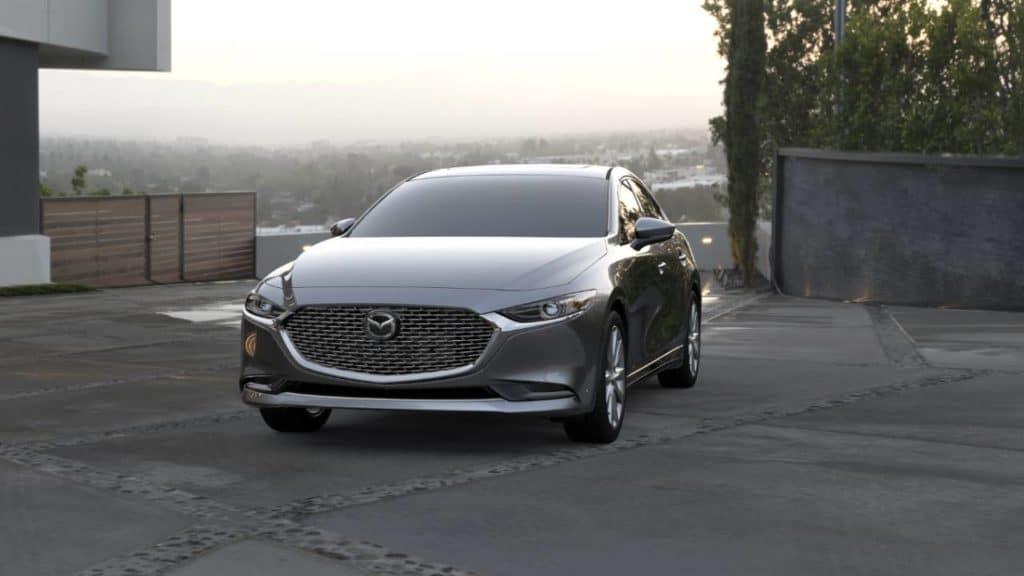 Lease a new 2020 Mazda3