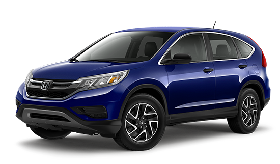 2016 Honda CR-V SE AWD w/CVT Transmission