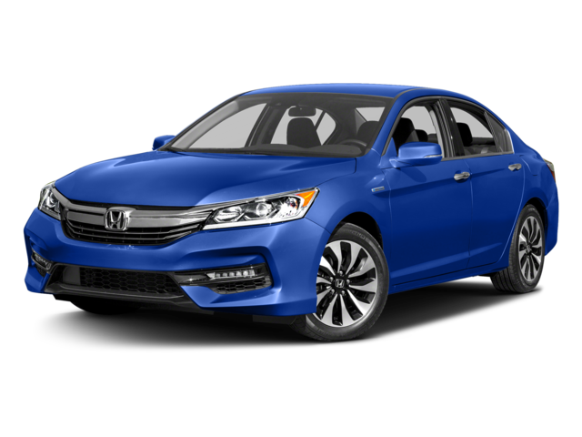 New 2017 Honda Accord Hybrid FWD 4D Sedan