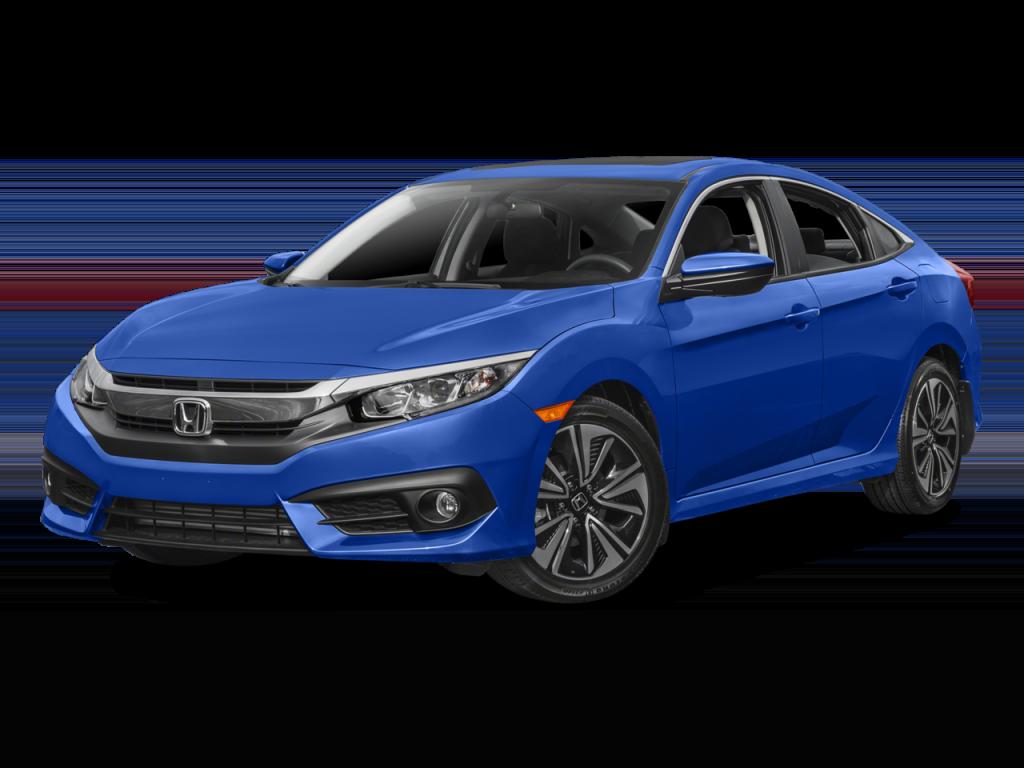 2016 Civic EX-T 4dr w/ CVT Transmission
