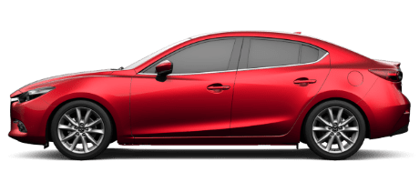 2018 Mazda3 Sport 4-Door