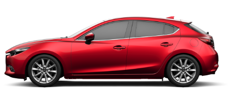 2018 Mazda3 Sport 5-Door