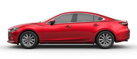 2019 Mazda6 Sport
