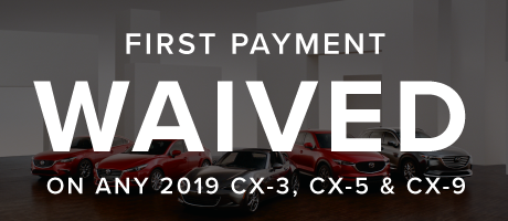 Your First Payment Waived!