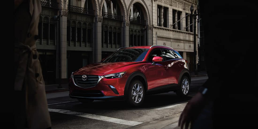2020 Mazda CX-3 Near St. Paul