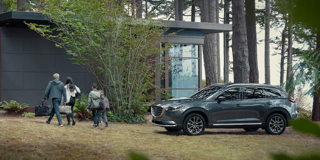 2020 Mazda CX-9 7-Passenger SUV Near St. Paul