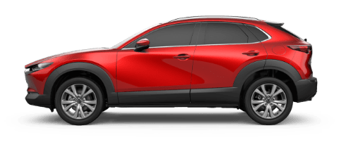 2020 Mazda CX-30 Side Profile