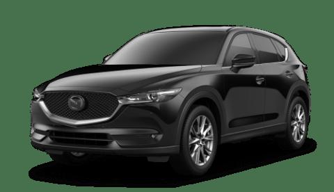 2020 Mazda CX-5 in Jet Black Mica
