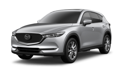 2020 Mazda CX-5 in Sonic Silver Metallic