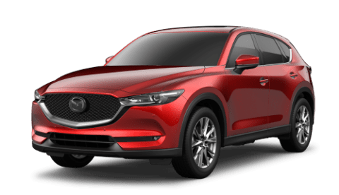 2020 Mazda CX-5 in Soul Red Crystal Metallic