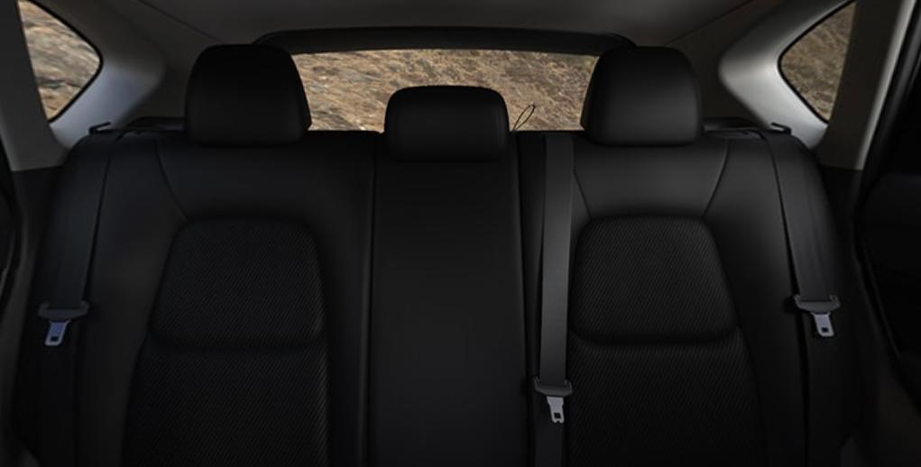 2021 Mazda CX-5 Black Cloth