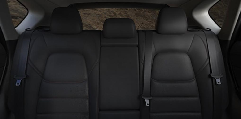 2021 Mazda CX-5 Black Leather