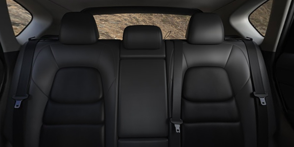2021 Mazda CX-5 Black Leatherette