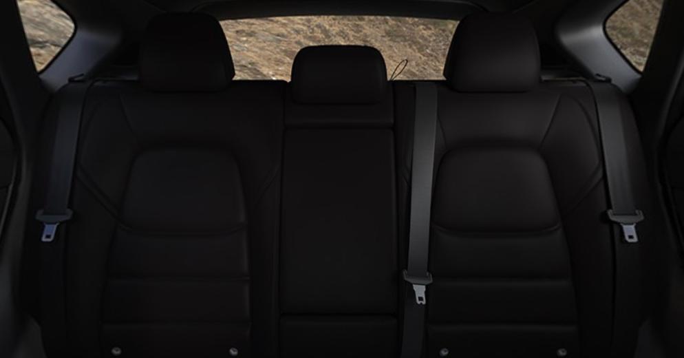 2021 Mazda CX-5 Brown Nappa Leather