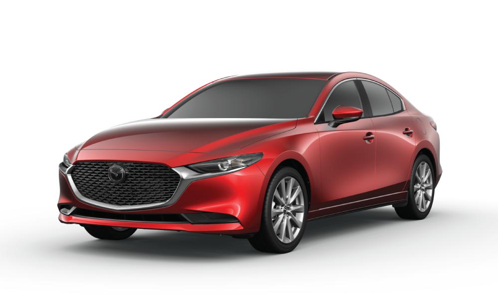 2021 Mazda3 Sedan 2.0S FWD