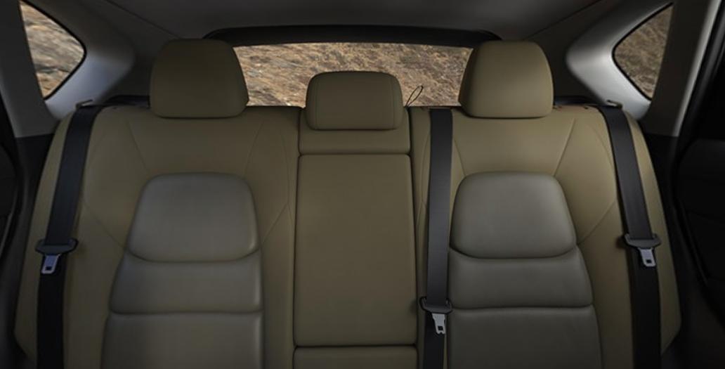 2021 Mazda CX-5 Silk Beige Leather