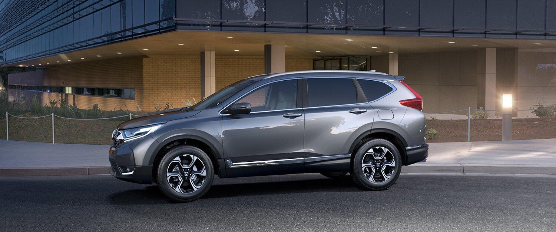 2017 Honda CR-V Exterior Side Profile