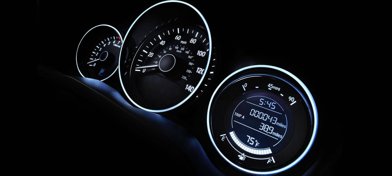 2018 Honda HR-V Interior Gauges