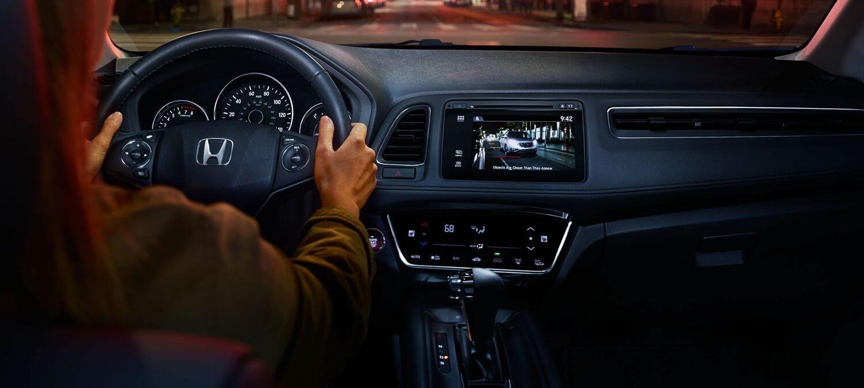 2018 Honda HR-V Interior Front Cabin